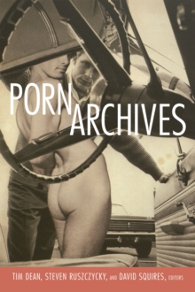 Porn Archives, Paperback / softback Book