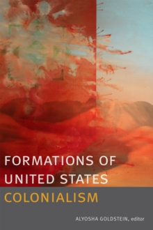 Formations of United States Colonialism, Paperback / softback Book