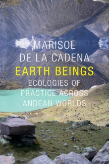 Earth Beings : Ecologies of Practice across Andean Worlds, Paperback / softback Book