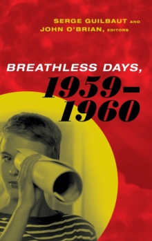 Breathless Days, 1959-1960, Hardback Book