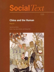 China and the Human : Part II, Paperback / softback Book
