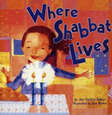 Where Shabbat Lives, Board book Book