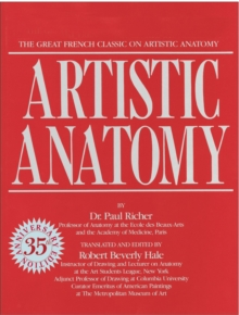 Artistic Anatomy, Paperback Book