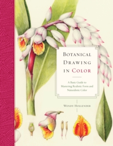 Botanical Drawing In Color, Paperback Book