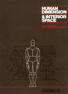 Human Dimension And Interior Space, Hardback Book