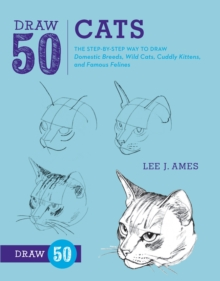 Draw 50 Cats, Paperback Book
