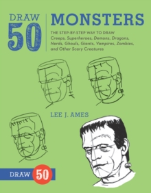 Draw 50 Monsters, Paperback Book