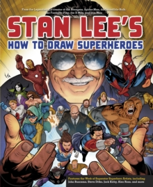 Stan Lee's How to Draw Superheroes, Paperback Book