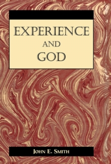Experience and God, Hardback Book