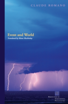 Event and World, Paperback / softback Book