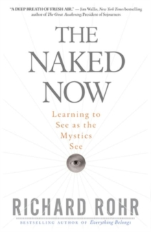 The Naked Now : Learning to See as the Mystics See, Paperback Book