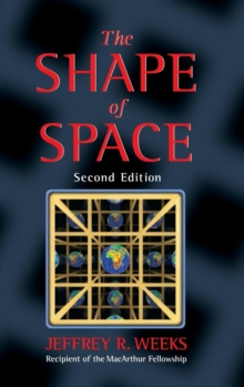 The Shape of Space, Hardback Book