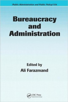 Bureaucracy and Administration, Hardback Book