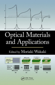 Optical Materials and Applications, Hardback Book