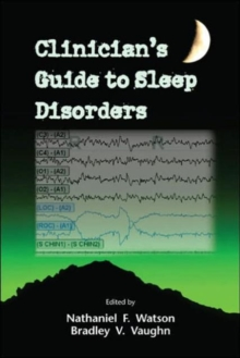 Clinician's Guide to Sleep Disorders, Hardback Book