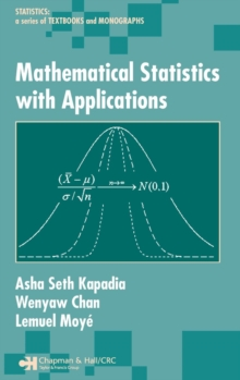 Mathematical Statistics With Applications, Hardback Book