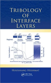 Tribology of Interface Layers, Hardback Book