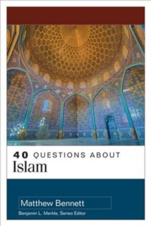 40 Questions about Islam, Paperback / softback Book