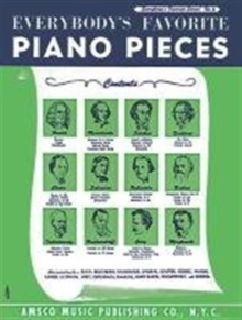 Everybody's Favorite Piano Pieces, Paperback Book