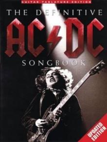 The Definitive AC/DC Songbook - Updated Edition, Paperback / softback Book