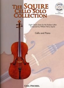 SQUIRE CELLO SOLO COLLECTION, Paperback Book