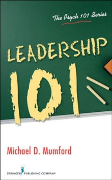 Leadership 101, Paperback / softback Book