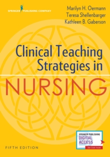 Clinical Teaching Strategies in Nursing, Paperback / softback Book