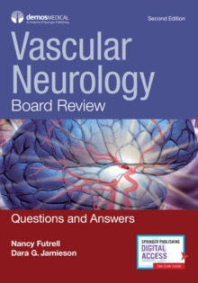 Vascular Neurology Board Review : Questions and Answers, Paperback Book