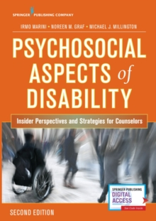 Psychosocial Aspects of Disability : Insider Perspectives and Strategies for Counselors, Paperback / softback Book