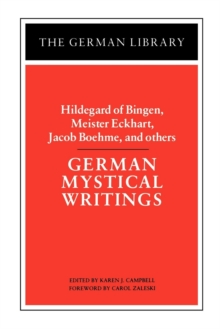 German Mystical Writings, Paperback / softback Book