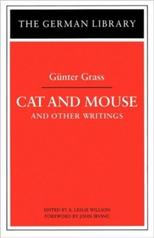 Cat and Mouse, Paperback / softback Book
