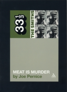 The Smiths' Meat is Murder, Paperback Book