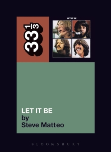 The Beatles' Let it be, Paperback Book