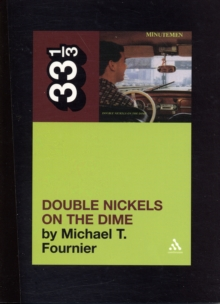 The Minutemen Double Nickels on the Dime, Paperback / softback Book