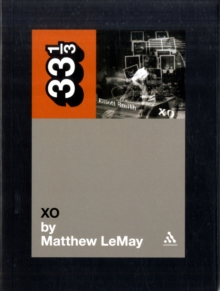 Elliott Smith's XO, Paperback / softback Book