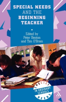 Special Needs and the Beginning Teacher, Paperback / softback Book