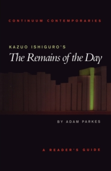 "Kazuo Ishiguro's ""The Remains of the Day"", Paperback / softback Book"