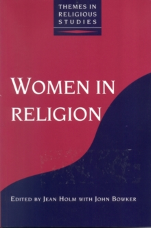 Women in Religion, Paperback Book