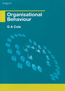 Organisational Behaviour, Paperback / softback Book