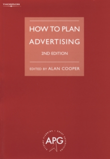 How to Plan Advertising, Paperback Book