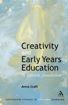 Creativity in the Early Years, Paperback Book