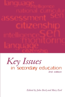 Key Issues in Secondary Education, Paperback Book