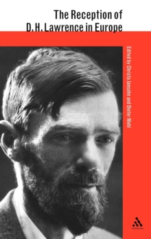 Reception of D.H. Lawrence in Europe, Hardback Book