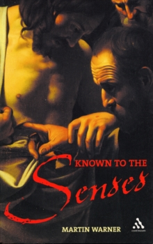 Known to the Senses, Paperback / softback Book