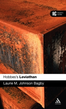 "Hobbes's ""Leviathan"" : A Reader's Guide, Hardback Book"