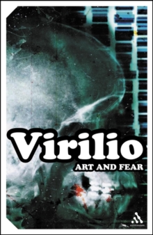 Art and Fear, Paperback / softback Book