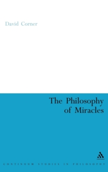 The Philosophy of Miracles, Hardback Book