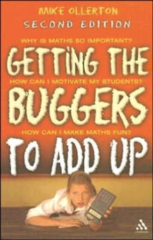 Getting the Buggers to Add Up, Paperback Book