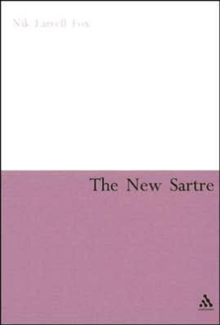 The New Sartre, Paperback / softback Book