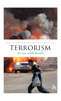 Terrorism : The New World Disorder, Hardback Book